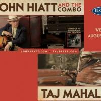 John Hiatt & Taj Mahal Trio, Gino Vannelli Set for the King Center in 2015