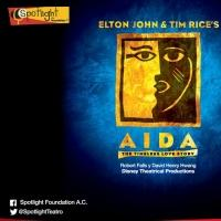 Spotlight Foundation presenta AIDA, el musical de Elton John y Tim Rice.