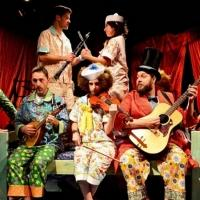 Photo Flash: First Look at The Hypocrites' H.M.S. PINAFORE, Now Playing