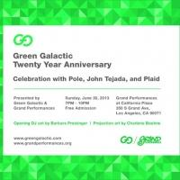 Green Galactic Celebrates 20th Anniversary Today