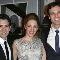 Photo Coverage: Jessie Mueller and the Company of BEAUTIFUL Celebrate Opening Night!