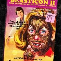 Beasticon II: Monstrous Art Opens Today at Mark Miller Gallery