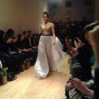 Project Runway's Leanne Marshall Shows at NYFW