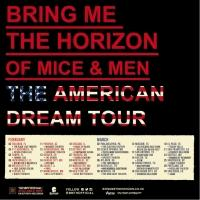 Of Mice & Men to Join Bring Me The Horizon for February, March Tour Dates
