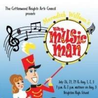 BWW Reviews: THE MUSIC MAN Brings Fun to Cottonwood Heights
