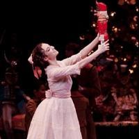 Houston Ballet's THE NUTCRACKER Visits Texas Childrens' Cancer Center Today