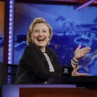 VIDEO: Hillary Clinton Attempts to Evade 2016 Presidential Race Questions on JON STEWART