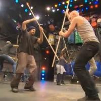 VIDEO: Cast of STOMP Featured on CNN International's QUEST MEANS BUSINESS