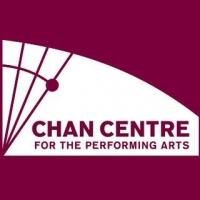 Chan Centre for the Performing Arts Announces 2014-15 Concert Season