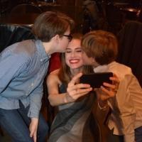 Photo Flash: NBC's PETER PAN Cast Reunites for Cast Album Release!