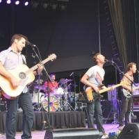 Photo Flash: Barenaked Ladies, Ben Folds Five and Guster on the 'Last Summer on Earth' Tour