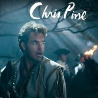 DVR Alert: INTO THE WOODS' Chris Pine Set for LIVE WITH KELLY AND MICHAEL Today