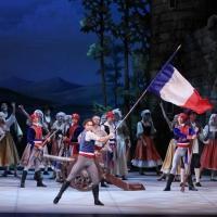 BWW Reviews: Mikhailovksy Ballet's THE FLAMES OF PARIS