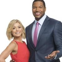 Scoop: LIVE WITH KELLY AND MICHAEL - Week of May 4, 2015