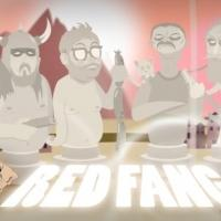 RED FANG Premiere Animated Video for 'Crows In Swine' Announce U.S. Tour