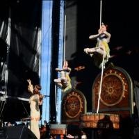 Photo Flash: Cirque du Soleil's The Beatles LOVE Joins Las Vegas Phil at 2014 LIFE IS BEAUTIFUL Fest Photos