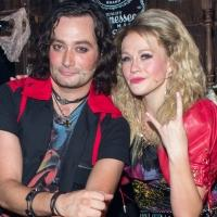 Photos: Constantine Maroulis Returns to ROCK OF AGES