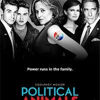 POLITICAL ANIMALS Among USA Network's 5 Emmy Nominations