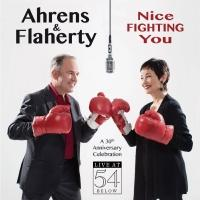 BWW CD Reviews: Broadway Records' AHRENS & FLAHERTY: NICE FIGHTING YOU (A 30th Anniversary Celebration Live at 54 BELOW) is Festive and Fun