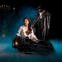 Photo Flash: First Look at Sierra Boggess and Norm Lewis in PHANTOM OF THE OPERA!