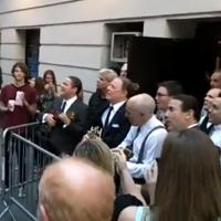 STAGE TUBE: Broadway's ALL THE WAY Serenades JERSEY BOYS