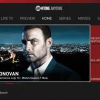 SHOWTIME ANYTIME Now Available on Xbox 360