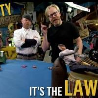 Discovery Premieres All-New Episodes of MYTHBUSTERS Tonight