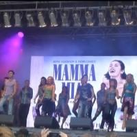 STAGE TUBE: Cast of MAMMA MIA! Performs at WEST END LIVE 2013!