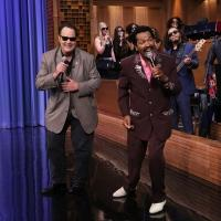 VIDEO: 'Get On Up' Star Dan Aykroyd Performs James Brown Classic on TONIGHT