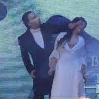 STAGE TUBE: PHANTOM OF THE OPERA's Sofia Escobar and Marcus Lovett Perform at WEST END LIVE 2013!