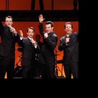 Brandon Andrus, Nick Cosgrove, Nicolas Dromard and Jason Kappus Star in JERSEY BOYS in Philly, Now thru 1/5