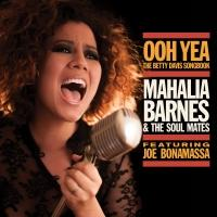 Mahalia Barnes Releases Album of Bette Davis Covers Today