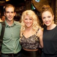 Photo Flash: First Look at Erin Sullivan's Launch Party for Debut Release, THEATRICAL BAGGAGE - Marc Bruni, Laura Osnes & More!