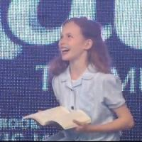 STAGE TUBE: MATILDA's Cristina Fray Performs 'Naughty' at WEST END LIVE 2013!