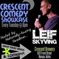 BWW Reviews: Crescent Brewery, Nampa's Premier Comedy Club