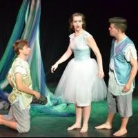 Photo Flash: First Look at Brave Spirits Theatre's A MIDSUMMER NIGHT'S DREAM and THE TWO NOBLE KINSMEN
