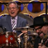 VIDEO: Sneak Peek - Bandleader Max Weinberg Reunites With CONAN