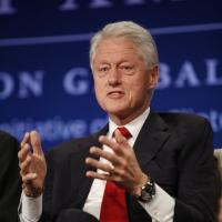 Bill Clinton on Cheny: 'If They Hadn't Gone to War in Iraq, None of This Would Be Happening'
