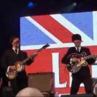 STAGE TUBE: Cast of LET IT BE Performs at WEST END LIVE 2013!