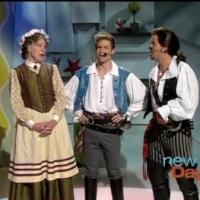 STAGE TUBE: 5th Avenue Theatre's PIRATES OF PENZANCE Performs on 'New Day'!