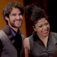 STAGE TUBE: Creators, Darren Criss and Rebecca Naomi Jones Share Love for HEDWIG