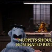 VIDEO: Disney's MUPPETS MOST WANTED 'Outraged' Over Awards Snub