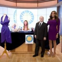 Talk Show Host WENDY WILLIAMS Donates to The SMITHSONIAN