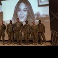 U.S. Troops Treated with USO Screenings of Jay Z and BEYONCE's HBO Special ON THE RUN