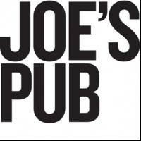 Julian Fleisher, Russel Taylor and More Set For Joe's Pub, 5/14-25