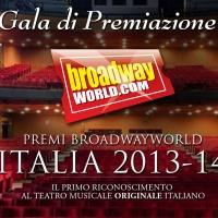 Premi BroadwayWorld 2013-14: novit� dal Presidente di Giuria