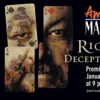 Magician Ricky Jay to Be Featured in Season Premiere of THIRTEEN's American Masters
