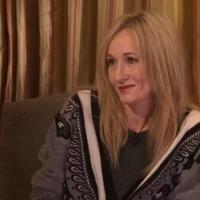 STAGE TUBE: First Look at J.K. Rowling Interview on 15th Anniversary of HARRY POTTER