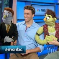 STAGE TUBE: AVENUE Q's Rod and Ricky Celebrate Third Wedding Anniversary