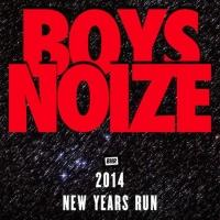 Boys Noize to Play Select NY, Dallas, Toronto, Miami, Toronto Shows